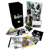 Beatles' box in stereo and mono…
