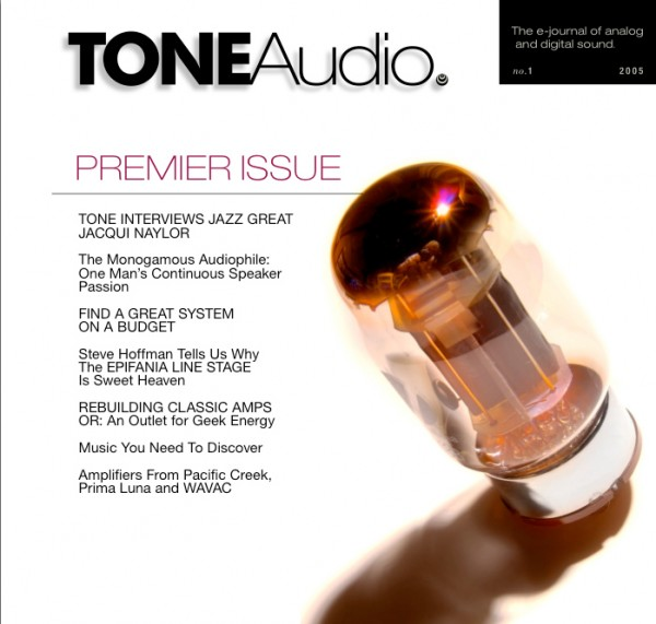 TONEAudio Magazine Issue 1