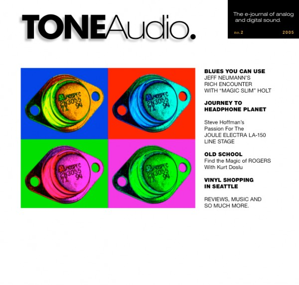 TONEAudio Magazine Issue 2