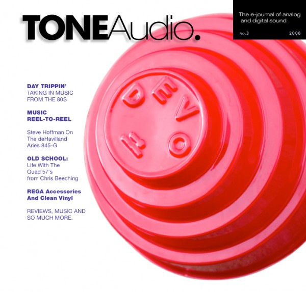 TONEAudio Magazine Issue 3