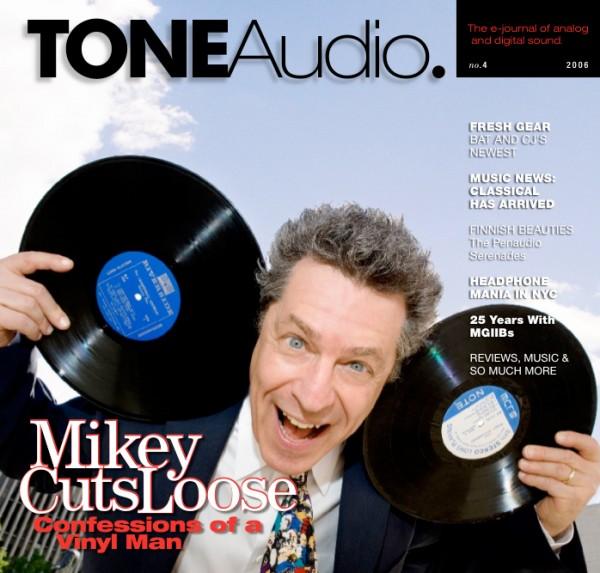 TONEAudio Magazine Issue 4