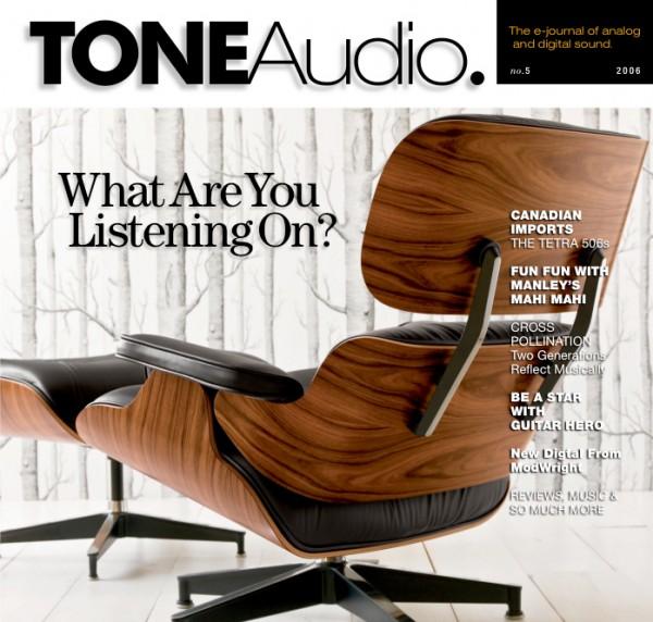 TONEAudio Magazine Issue 5
