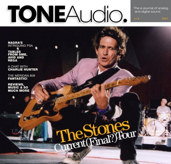 TONEAudio Magazine Issue 8