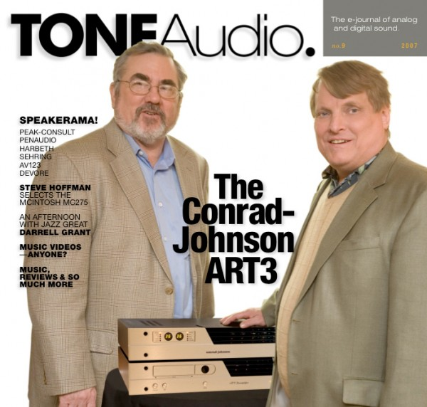 TONEAudio Magazine Issue 9