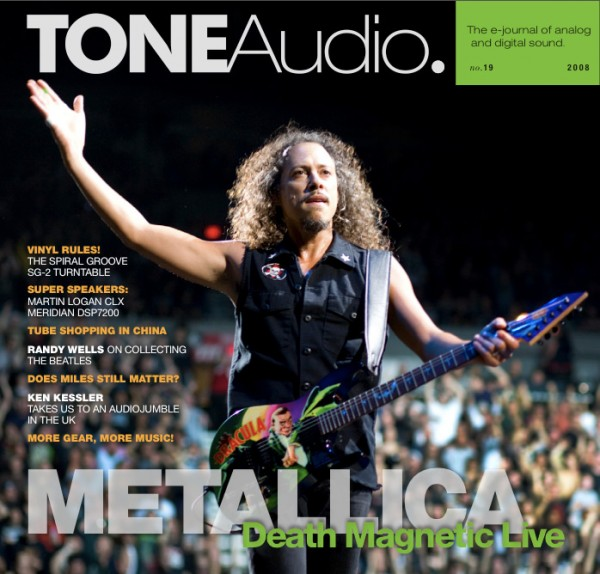 TONEAudio Magazine Issue 19