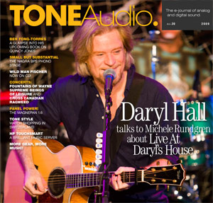 Tone Audio Issue 20 large cover