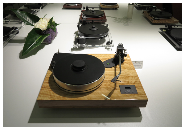 Turntables in Munich