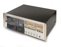 The Luxman K-05 Cassette Deck