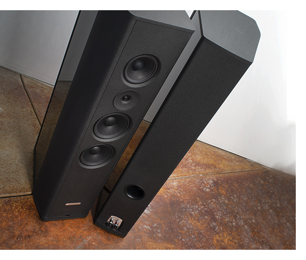 The AudioSolutions Figaro M Speakers