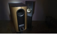 The Focal Kanta no.1 speakers